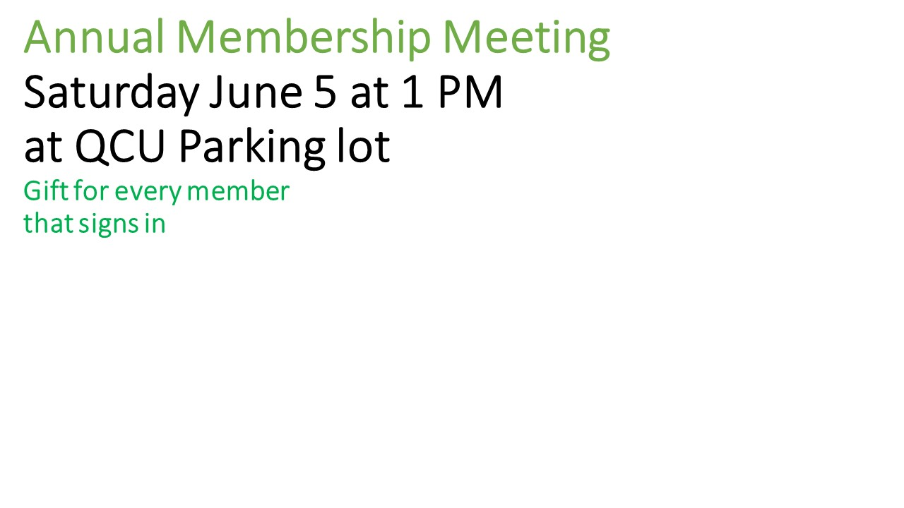 Annual Meeting image slide