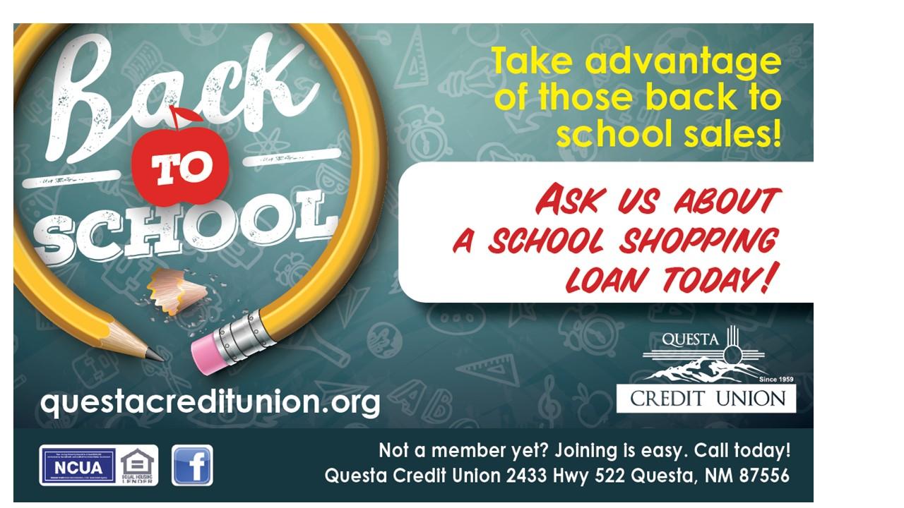 School Shopping image slide